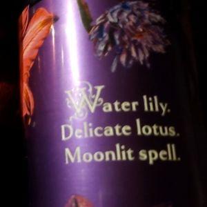 Victoria Secret body spray enchanted  lillies